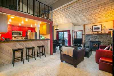 Mammoth Lakes Condo/Townhouse For Sale: 36 Sunshine