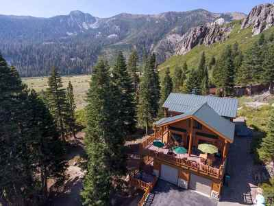 Mammoth Lakes Single Family Home For Sale: 354 Tamarack Street