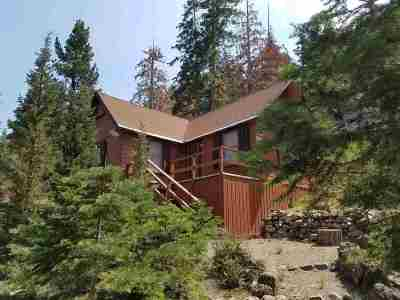 June Lake Single Family Home Active Under Contract: 83 Hillside Drive
