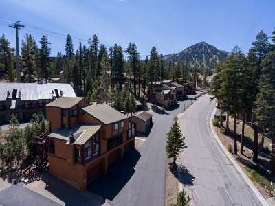 Mammoth Lakes Condo/Townhouse Active Under Contract: 273 Rainbow Ln #13
