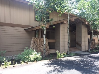 Mammoth Lakes Condo/Townhouse Active Under Contract: 3252 Chateau Rd. #18
