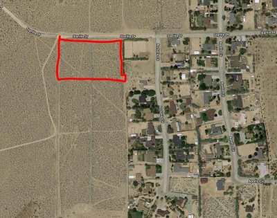 Bishop CA Residential Lots & Land Active-Extended: $350,000
