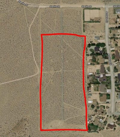 Bishop CA Residential Lots & Land Active-Extended: $550,000