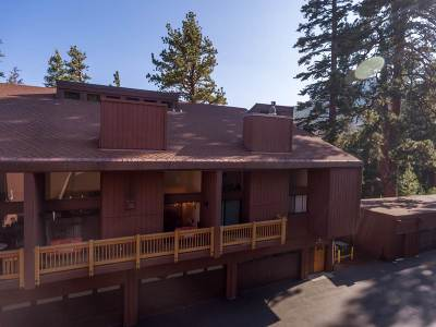 Mammoth Lakes Condo/Townhouse Active Under Contract: 248 Mammoth Slopes Drive #99