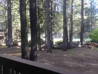 Mammoth Lakes CA Condo/Townhouse Active Under Contract: $229,000