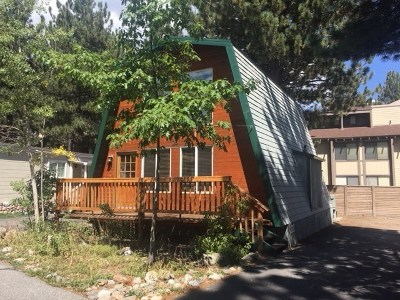 Mammoth Lakes Mobile Home Active-Price Chg: 200 Azimuth Dr. #26