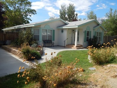Big Pine, Bishop Manufactured Home For Sale: 571 Valley Road