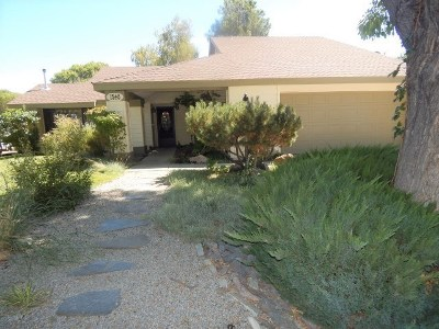 Bishop Single Family Home Active-Price Chg: 1548 Bearcreek Drive