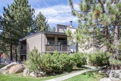 Mammoth Lakes Condo/Townhouse For Sale: 362 Old Mammoth Road #47