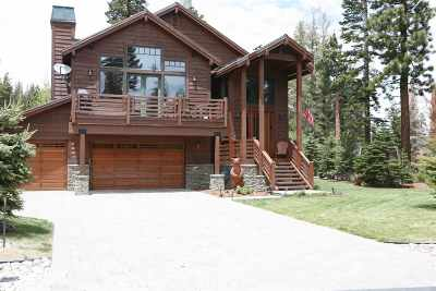 Mammoth Lakes Single Family Home For Sale: 301 Twin Lakes Lane