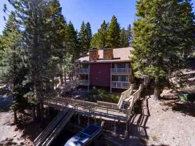 Mammoth Lakes Condo/Townhouse For Sale: 153 Lake Mary #19