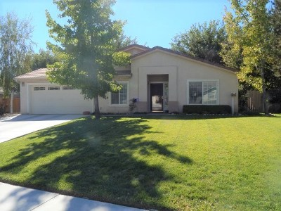 Bishop Single Family Home For Sale: 1840 Shoshone Drive