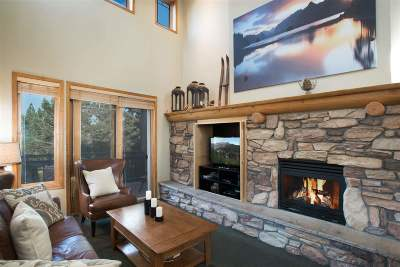 Mammoth Lakes Condo/Townhouse For Sale: 1500 Lodestar Drive #215