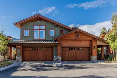 Mammoth Lakes Condo/Townhouse Active Under Contract: 100 Juniper Springs Drive #25