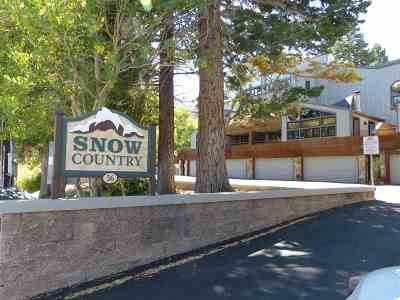 Mammoth Lakes Condo/Townhouse Active Under Contract: 36 Ski Trail #2