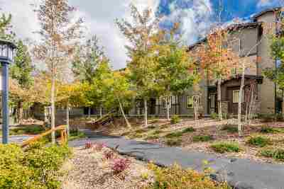 Mammoth Lakes Condo/Townhouse For Sale: 1500 Lodestar #115 Drive