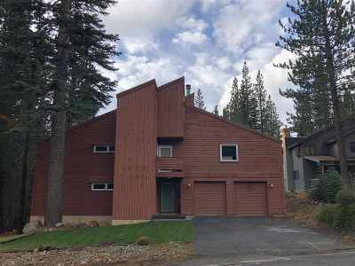 Mammoth Lakes Single Family Home Active-Price Chg: 201 Mammoth Knolls Drive