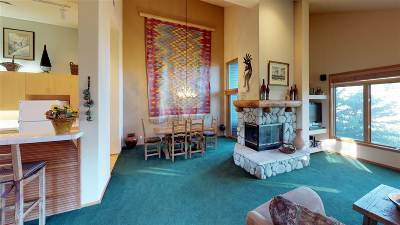 Mammoth Lakes Condo/Townhouse For Sale: 738 Fairway Circle Drive