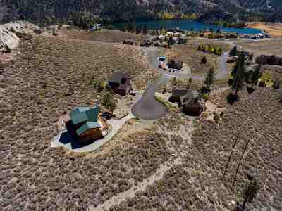June Lake CA Residential Lots & Land Active-Price Chg: $184,000