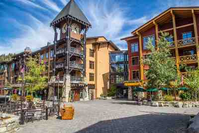 Mammoth Lakes Condo/Townhouse For Sale: 6201 Minaret Road #2209