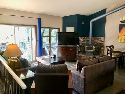 Mammoth Lakes Condo/Townhouse Active-Price Chg: 384 Joaquin Road