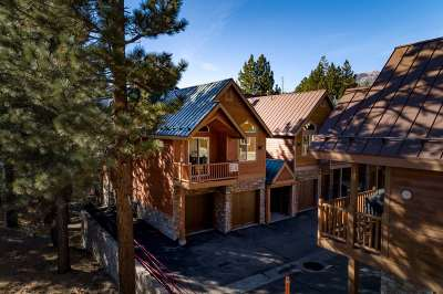 Mammoth Lakes Condo/Townhouse For Sale: 3771 Main Street #6