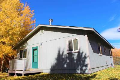 June Lake Single Family Home Active-Price Chg: 84 Foster