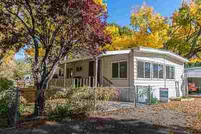 Big Pine, Bishop Mobile Home For Sale: 843 N Barlow Lane