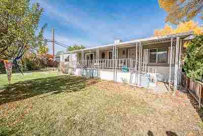 Big Pine, Bishop Mobile Home For Sale: 1501 Dunbar