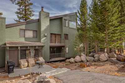 Mammoth Lakes Condo/Townhouse For Sale: 895 Canyon Blvd #75