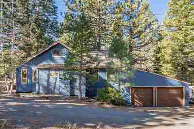 Mammoth Lakes Single Family Home For Sale: 140 Hill Street