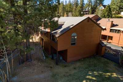Mammoth Lakes Condo/Townhouse Active Under Contract: 145 Canyon Blvd N5