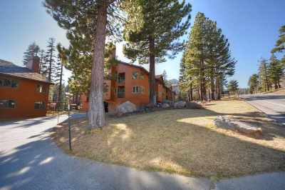 Mammoth Lakes Condo/Townhouse For Sale: 435 Lakeview Blvd 118