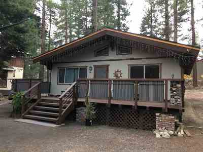 Mammoth Lakes Single Family Home For Sale: 143 Snowcrest Avenue