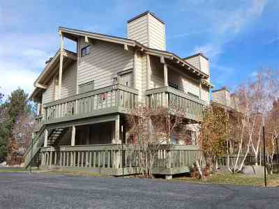 Mammoth Lakes Condo/Townhouse Active-Price Chg: 167 Meadow Ln #38