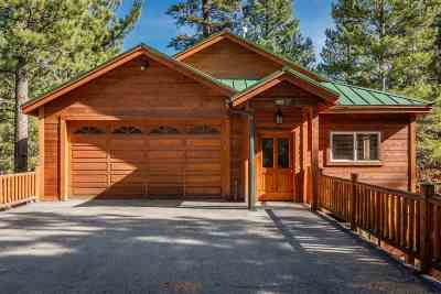 Mammoth Lakes Single Family Home For Sale: 188 Hidden Valley Road