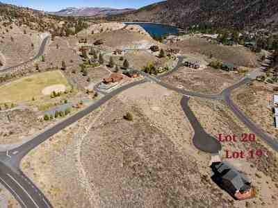 June Lake Residential Lots & Land For Sale: 61 Alpineglow Court