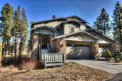 Mammoth Lakes Condo/Townhouse For Sale: 1075 Timbers Court