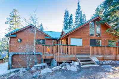 Mammoth Lakes Single Family Home For Sale: 115 Beaver Trail