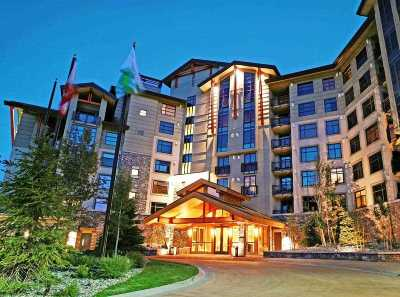 Mammoth Lakes Condo/Townhouse For Sale: #202 Westin Monache