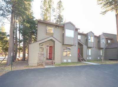 Mammoth Lakes Condo/Townhouse For Sale: 384 Joaquin #45 Road