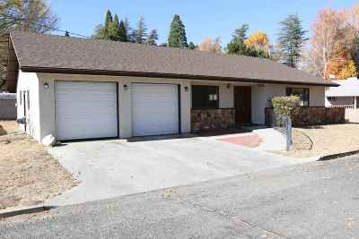 Bishop Single Family Home For Sale: 3019 W Line St C