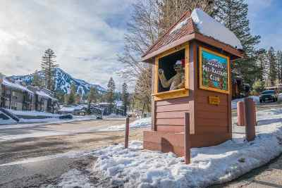 Mammoth Lakes Condo/Townhouse For Sale: 248 Mammoth Slopes Drive