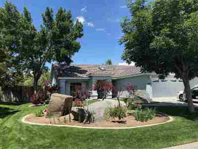Bishop Single Family Home Active Under Contract: 2281 Shoshone Dr