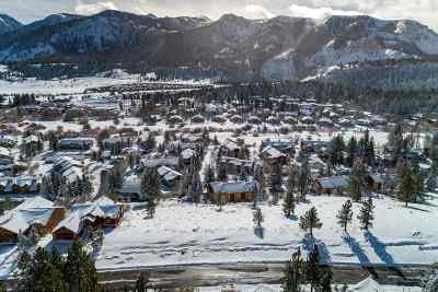 Mammoth Lakes Residential Lots & Land For Sale: 119 Panorama Drive