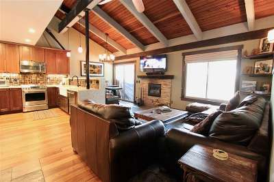 Mammoth Lakes Condo/Townhouse Active Under Contract: 25 Lee Road #154