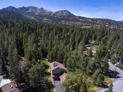 Mammoth Lakes Single Family Home For Sale: 18 Tamarack Street