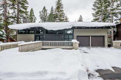 Mammoth Lakes Single Family Home Active Under Contract: 282 Ridgecrest Drive
