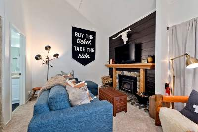 Mammoth Lakes Condo/Townhouse For Sale: 2289 Sierra Nevada Rd #k-13