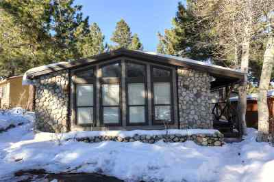 Mammoth Lakes Manufactured Home For Sale: 100 Ski Trail #81